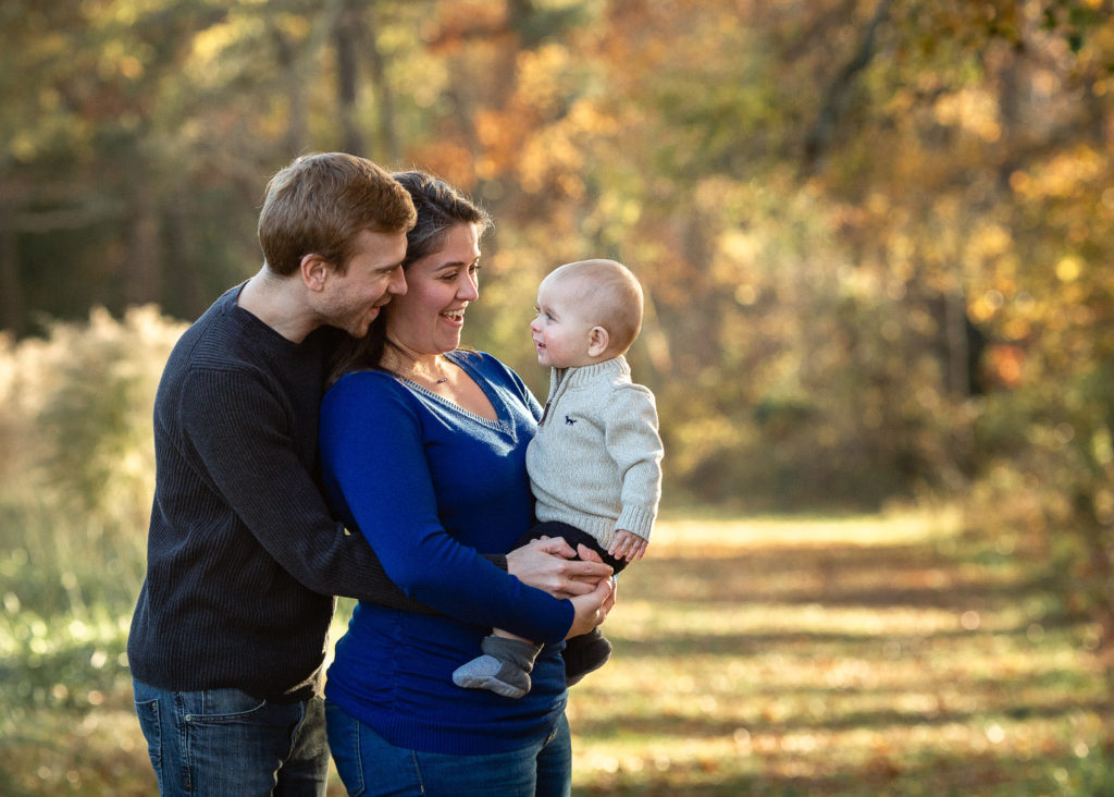 family photo session sugg farm park