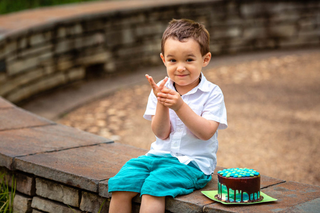 3 years old photo shoot raleigh