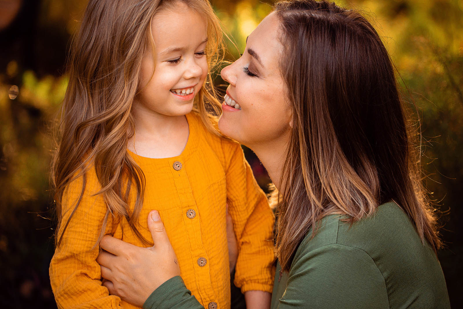 mommy and me portrait session